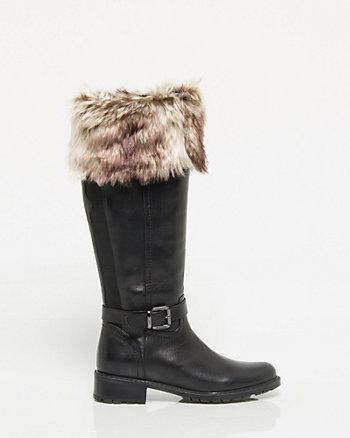 Faux Fur Boot Topper