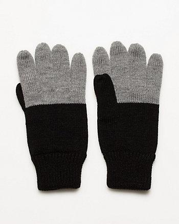 Rib Knit Gloves
