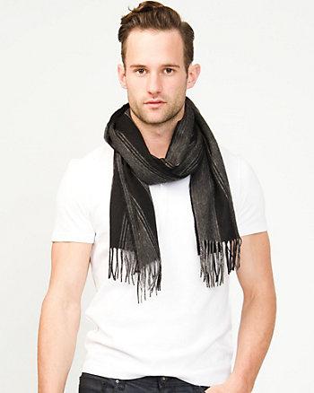 Stripe Woold Scarf