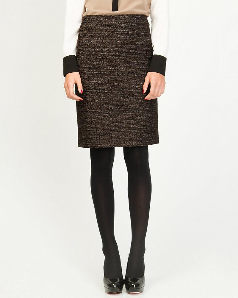 17e16c9869613 Double Knit Pencil Skirt STYLE  298817