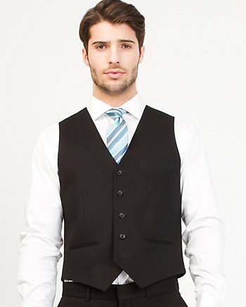 Tonal Blend Contemporary Fit Vest