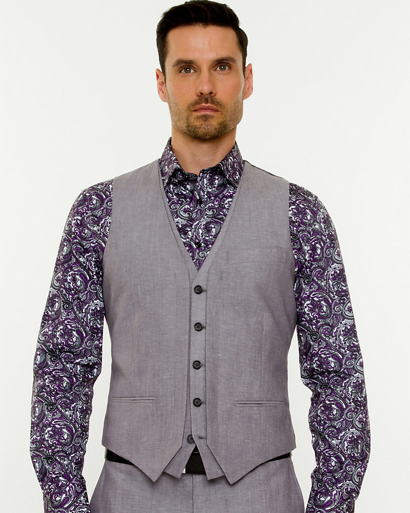 ed9ad325793 YOU MAY ALSO LIKE. Previous. image. Linen Contemporary Fit Vest