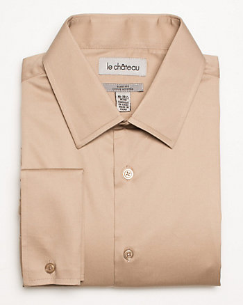 Stretch Sateen Shirt