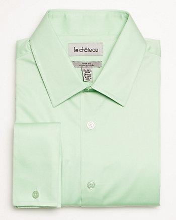 Stretch Sateen Shirt
