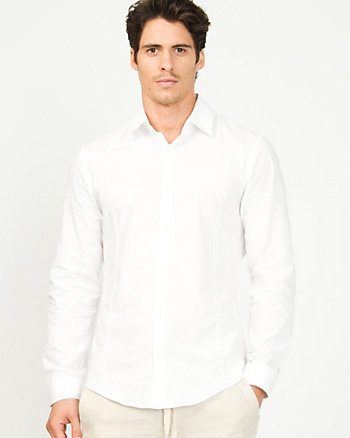 Poplin Euro Slim Fit Shirt