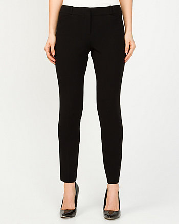 Japanese Triacetate Slim Leg Pant