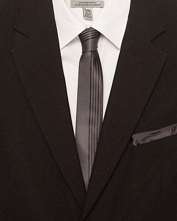 Panel Stripe Tie