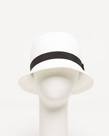 Paper Cloche Hat