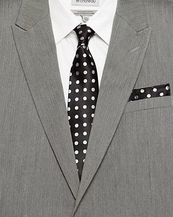 Polka Dot Skinny Tie