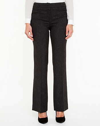 Stretch Donegal Flared Pant