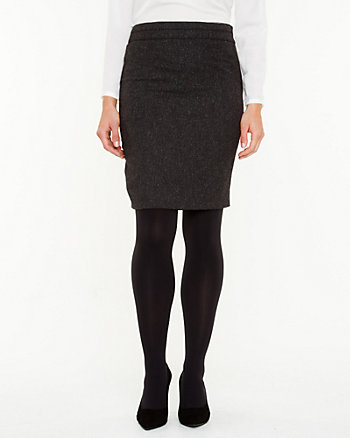 Donegal Pencil Skirt