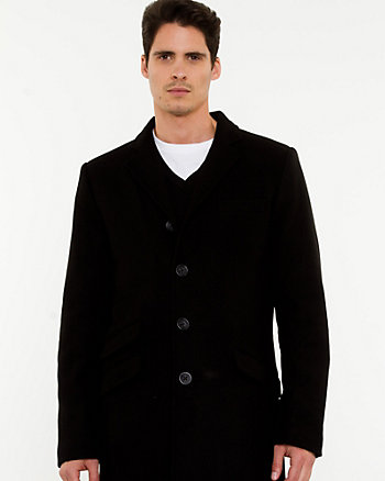 Melton Topcoat