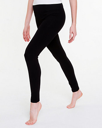 Stretch Cotton Fitted Pant