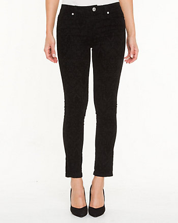 Slim Fit Stretch Denim Pant