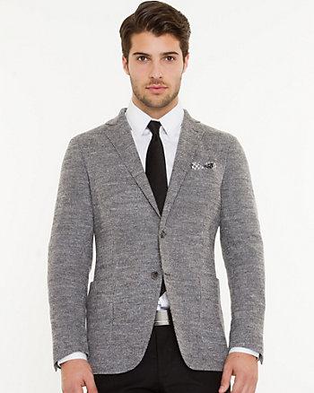 Italian Wool Slim Fit Blazer