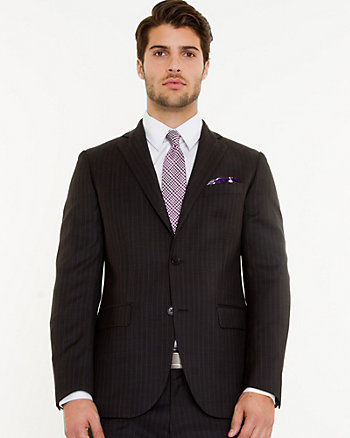 Italian Wool Tailored Fit Blazer