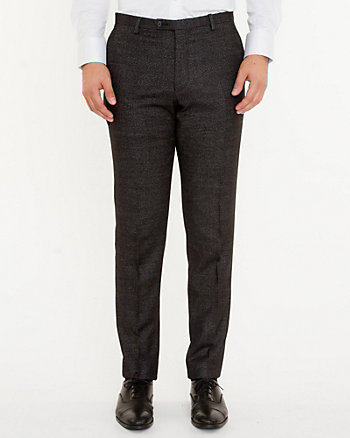 Italian Tweed Tapered Pant