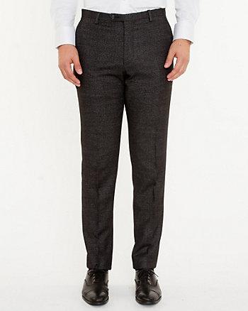 Italian Tweed Tapered Pant