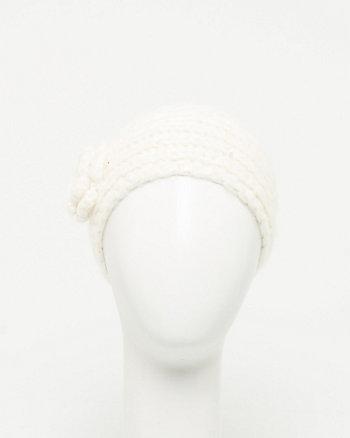 Sequin Rib Knit Headband