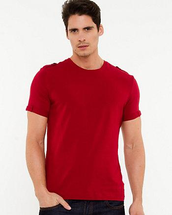 Cotton Slim Fit T-shirt