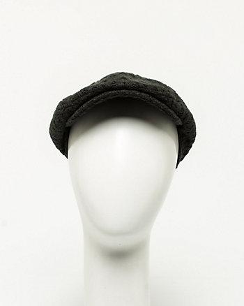Rib Knit Ivy Cap