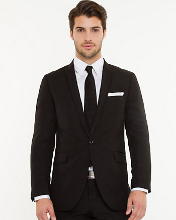 Jacquard Contemporary Fit Blazer