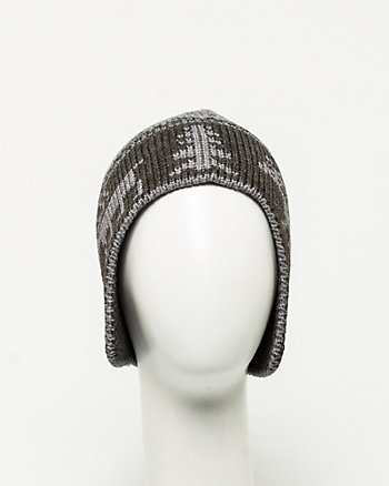 Animal Icon Knit Hat