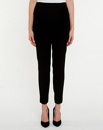 Triacetate Pull-on Pant