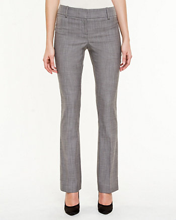 Woven Slightly Flared Pant