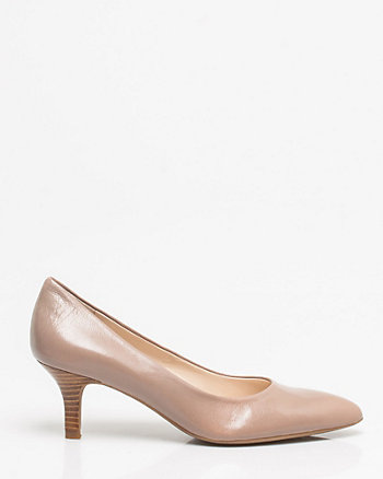 Patent Pointy Toe Pump