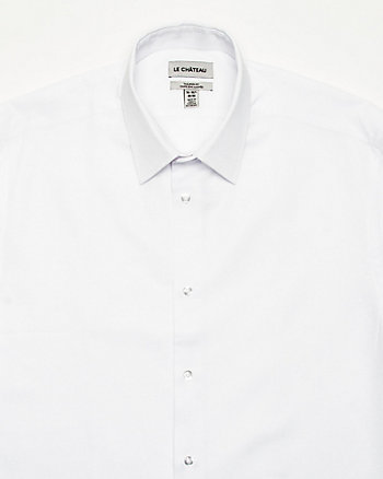 Piqué Tailored Fit Shirt