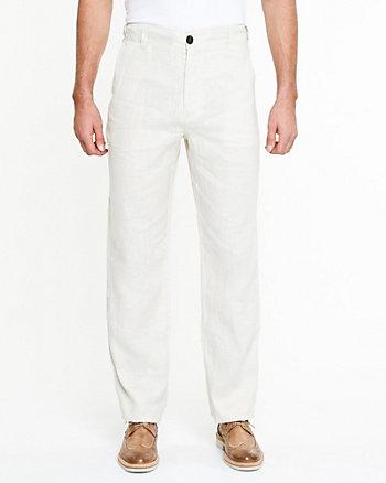Pantalon à ceinture coulissante
