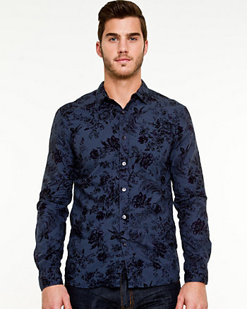 Floral Slim Fit Shirt