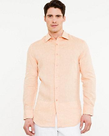 Linen Tailored Fit Shirt