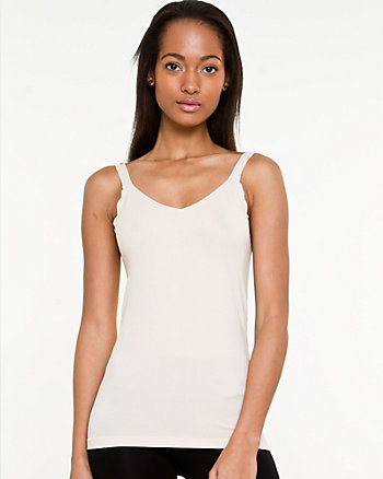 Knit Scoop Neck Camisole