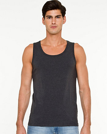Cotton Blend Tank Top