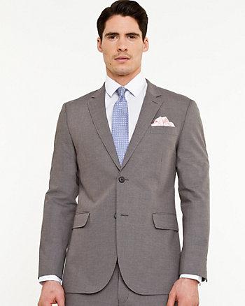 Cotton Contemporary Fit Blazer