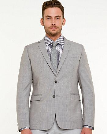 Italian Wool Tailored Fit Blazer