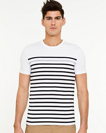 Stripe Slim Fit T-Shirt