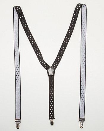 Dot Print Suspender