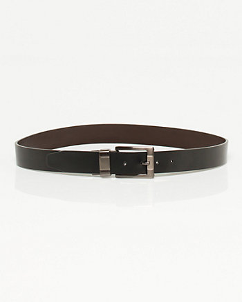 Leather Prong Belt