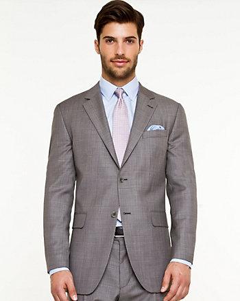 Wool Classic Fit Blazer