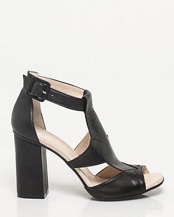 Sandale en cuir faite en Italie