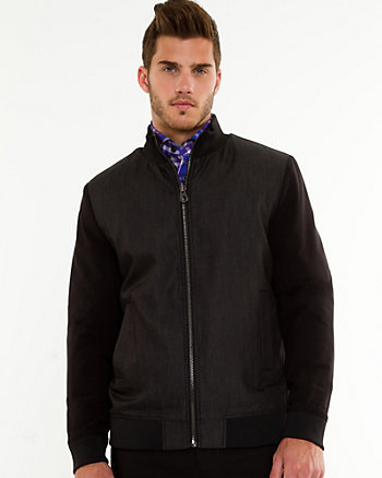 Reversible Motorcycle Jacket