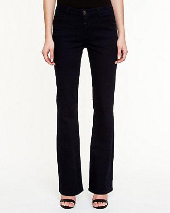 Stretch Flare Leg Jean