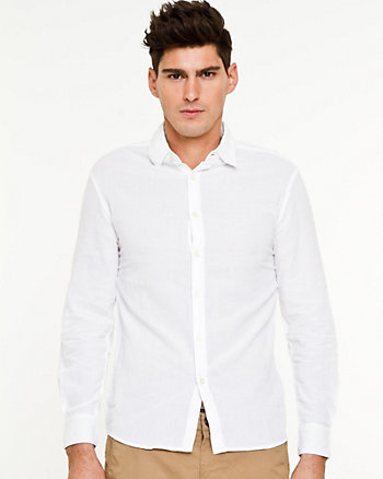 Gauze Tailored Fit Shirt