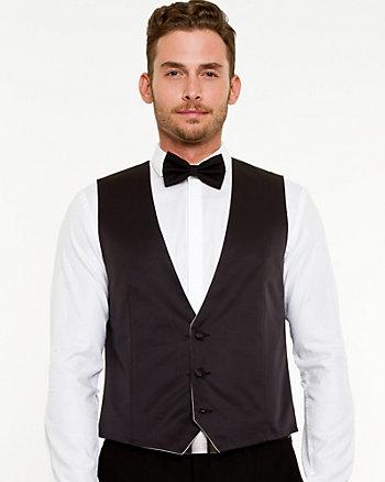 Cotton Sateen Contemporary Fit Vest