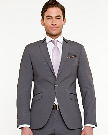Tonal Slim Fit Blazer