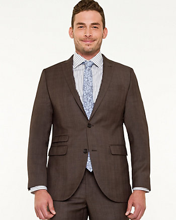 Woven Contemporary Fit Blazer