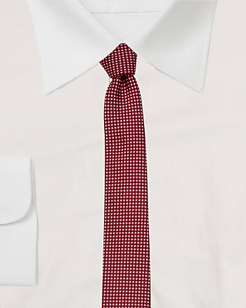 Microfibre Slim Tie